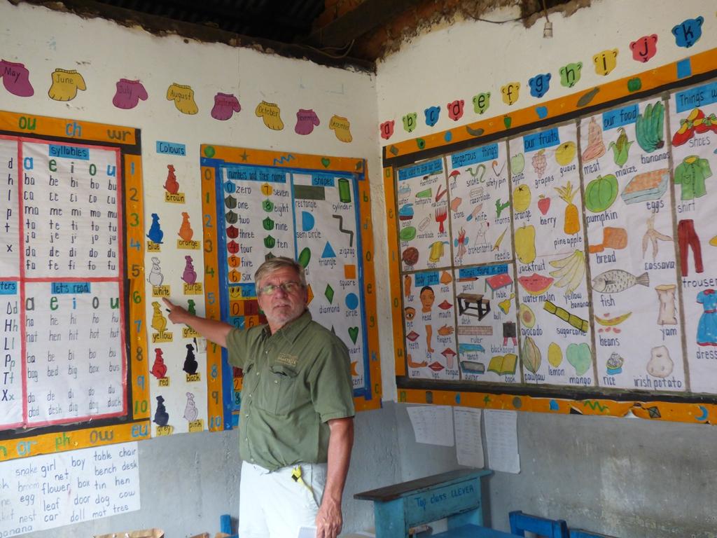 Sensational A School In Uganda Hubers Go Africa Inzonedesignstudio Interior Chair Design Inzonedesignstudiocom